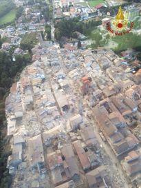 Italia: Động đất mạnh 6,2 độ Richter, ít nhất 21 người thiệt mạng