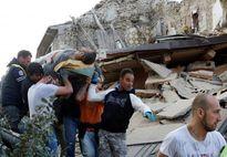 Động đất kinh hoàng tại Italia: Nửa thị trấn biến mất