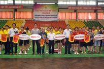 300 vận động viên tham dự Giải Thể thao CĐ Bộ Tài chính mở rộng 2016
