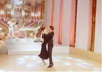 Phạm Hương gây bất ngờ khi lần đầu khiêu vũ