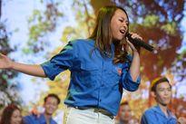 Kimmese hội ngộ Thu Phương trên sân khấu Giai điệu Tự hào