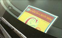 Xe ô tô gắn 'bảo bối' Bộ Công an, cơ quan báo chí giả gia tăng