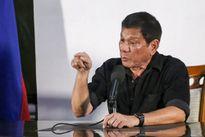 """Tổng thống Duterte cảnh báo Bắc Kinh về """"cuộc chiến đẫm máu"""""""