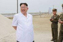 """Ông Kim Jong-un khoe """"nắm trong tay"""" lãnh thổ Mỹ"""