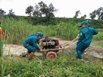 Kon Tum: Ra quân xử lý nạn khai thác vàng trái phép tại H. Đắk Glei