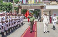 Bộ trưởng Tô Lâm kiểm tra công tác bảo đảm ANTT tại Sơn La