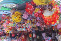 Trung thu 2016: Đồ chơi Việt tràn ngập phố cổ Hàng Mã - Hà Nội