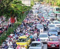 Đường vào sân bay Tân Sơn Nhất sẽ cấm ô tô theo giờ