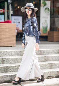 Street style đẹp ngất ngây của mỹ nhân Việt tuần qua