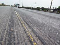 Dừng thu phí tuyến Quốc lộ 5 nếu không 'vá' hằn lún nền đường