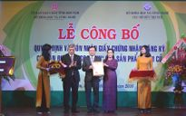 Kon Tum đón nhận chứng nhận chỉ dẫn địa lí sâm Ngọc Linh