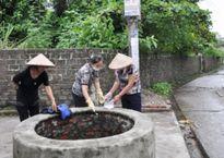 Chủ động phòng chống bệnh dịch dễ gặp sau mưa lũ