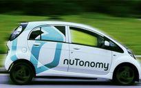 Taxi tự lái bắt đầu thử nghiệm tại Singapore