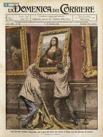 Vụ trộm táo bạo khiến tên tuổi bức Mona Lisa nổi như cồn!