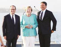 Châu Âu về đâu?