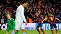Man City toàn thua khi đối đầu Barca