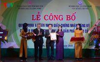 Kon Tum công bố Chứng nhận Đăng ký chỉ dẫn địa lý sâm củ Ngọc Linh