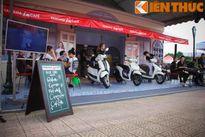 Giới trẻ Hà thành tưng bừng với chợ phiên tháng 08