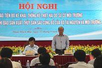 Lấy ý kiến phương án khai thác hải sản tại 4 tỉnh miền Trung
