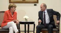 Ông Putin vượt Thủ tướng Đức Merkel về mức hâm mộ ở Séc