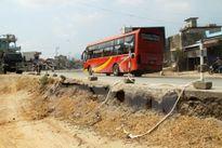 Phú Yên kiến nghị sớm giải quyết việc nhiều hộ dân bị nứt nhà do thi công quốc lộ 1A