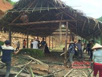 61 học sinh Yên Tĩnh vẫn phải học lớp tạm