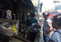 Cụ già 90 tuổi kêu cứu trong căn nhà bốc cháy dữ dội giữa trưa ở Sài Gòn