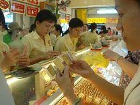 Vàng trong nước lại đắt hơn vàng thế giới 1 triệu đồng/lượng