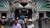 Bên trong vườn thú nổi tiếng ở Triều Tiên