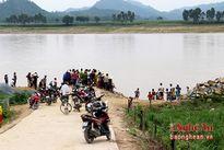Đã tìm thấy thi thể học sinh bị đuối nước trên sông Lam