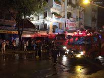 Hai mẹ con bị ngạt khói trong ngôi nhà bốc cháy ở Sài Gòn