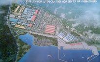 """Làm siêu dự án thép, Hoa Sen """"không để một giọt nước thải ra biển"""""""
