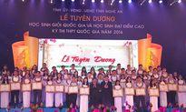 Nghệ An: Dành hơn 1 tỷ đồng tuyên dương học sinh giỏi
