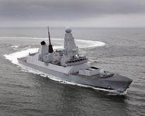 Anh triển khai tàu khu trục Type 45 chống khủng bố ở Syria và Iran