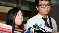 Cô gái TQ dùng ngực tấn công cảnh sát kháng án thành công