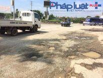 Vĩnh Phúc: Xe chở đất hoành hành, nhiều tuyến đường 'nát tươm'