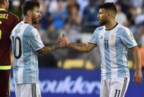 ĐIỂM TIN SÁNG (30.8): ĐT Argentina đón hung tin từ Messi và Aguero