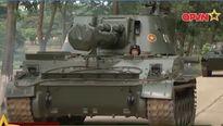Soi pháo tự hành TQ sao chép loại SU-152 của Việt Nam