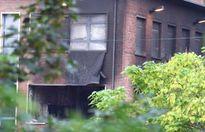 Nổ lớn ở tòa nhà Viện Tội phạm học Brussels