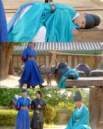 """""""Mây họa ánh trăng"""" tập 3: Kim Yoo Jung sững sờ khi biết mình đang """"chơi với hổ"""""""