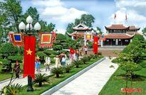 Linh thiêng Đền thờ Hoàng đế Quang Trung