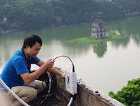 Cách sử dụng Wi-Fi miễn phí tại các phố đi bộ quanh hồ Hoàn Kiếm từ 2/9