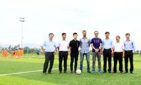 Bóng đá Đà Nẵng trước cơ hội hợp tác với CLB Barcelona