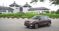 SsangYong Tivoli giá 630 triệu đồng: Đối trọng mới của Ford EcoSport