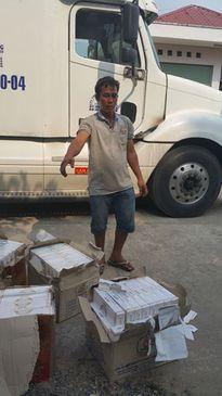 """Tây Ninh: """"Nóng"""" buôn lậu thuốc lá"""