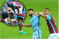 Man City mất 'chiến tướng' Aguero ở derby Manchester