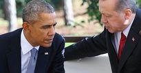 """Ông Obama sắp """"bài ngửa"""" với ông Erdogan vụ Thổ Nhĩ Kỳ tấn công Syria"""