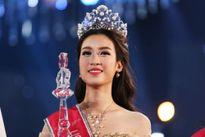 Hoa hậu Mỹ Linh nói gì khi thiếu điểm vẫn đỗ Ngoại thương?