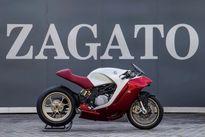 """Siêu môtô nghệ thuật """"hàng thửa"""" MV Agusta F4Z"""