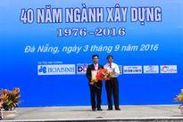 Bộ GTVT tặng bằng khen ngành xây dựng ĐH Bách khoa Đà Nẵng
